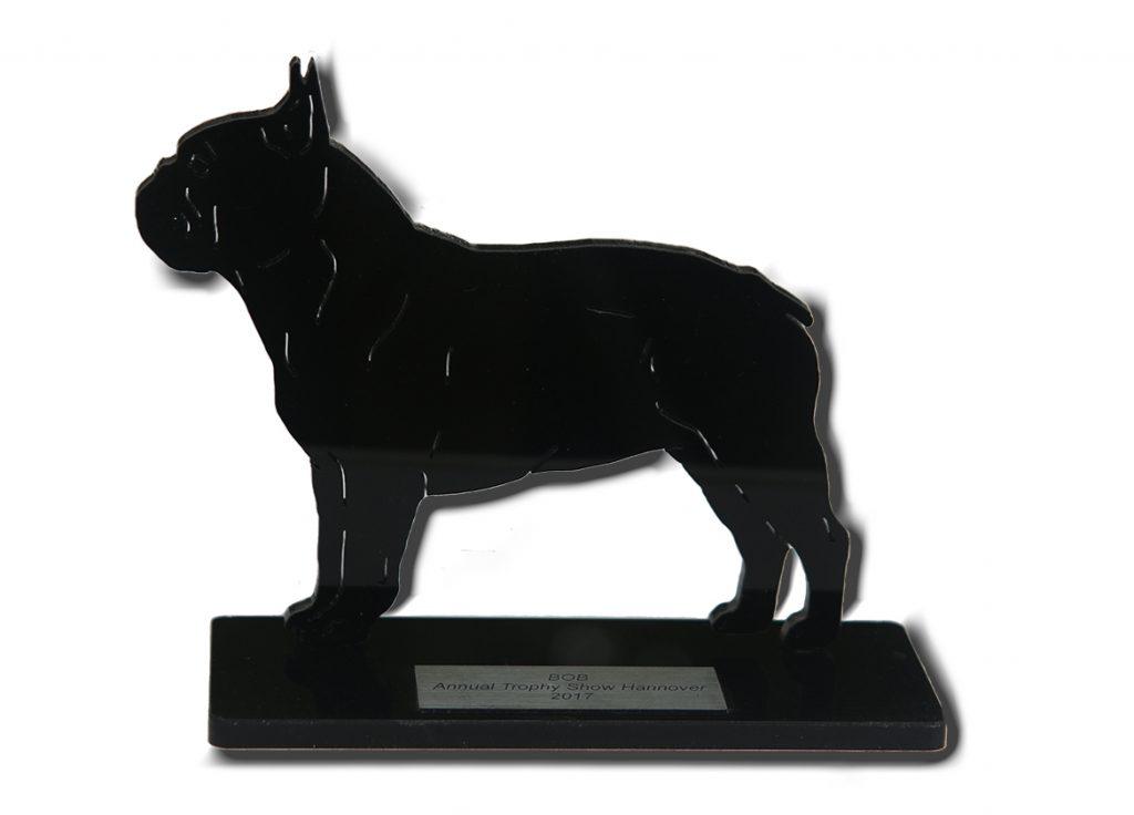 Pokal Französische Bulldogge